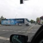 Carolinen Brunnen Colani Truck