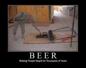 Bierfalle