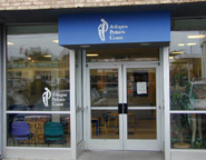 Arlington Pediatric Center Eingang