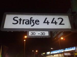 Berlin, Strasse 442