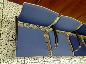 Aula Werreanger - Stühle