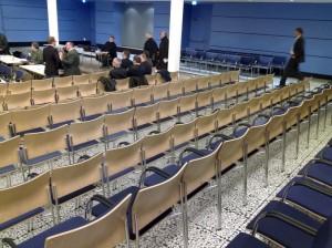 Aula Werreanger Stühle
